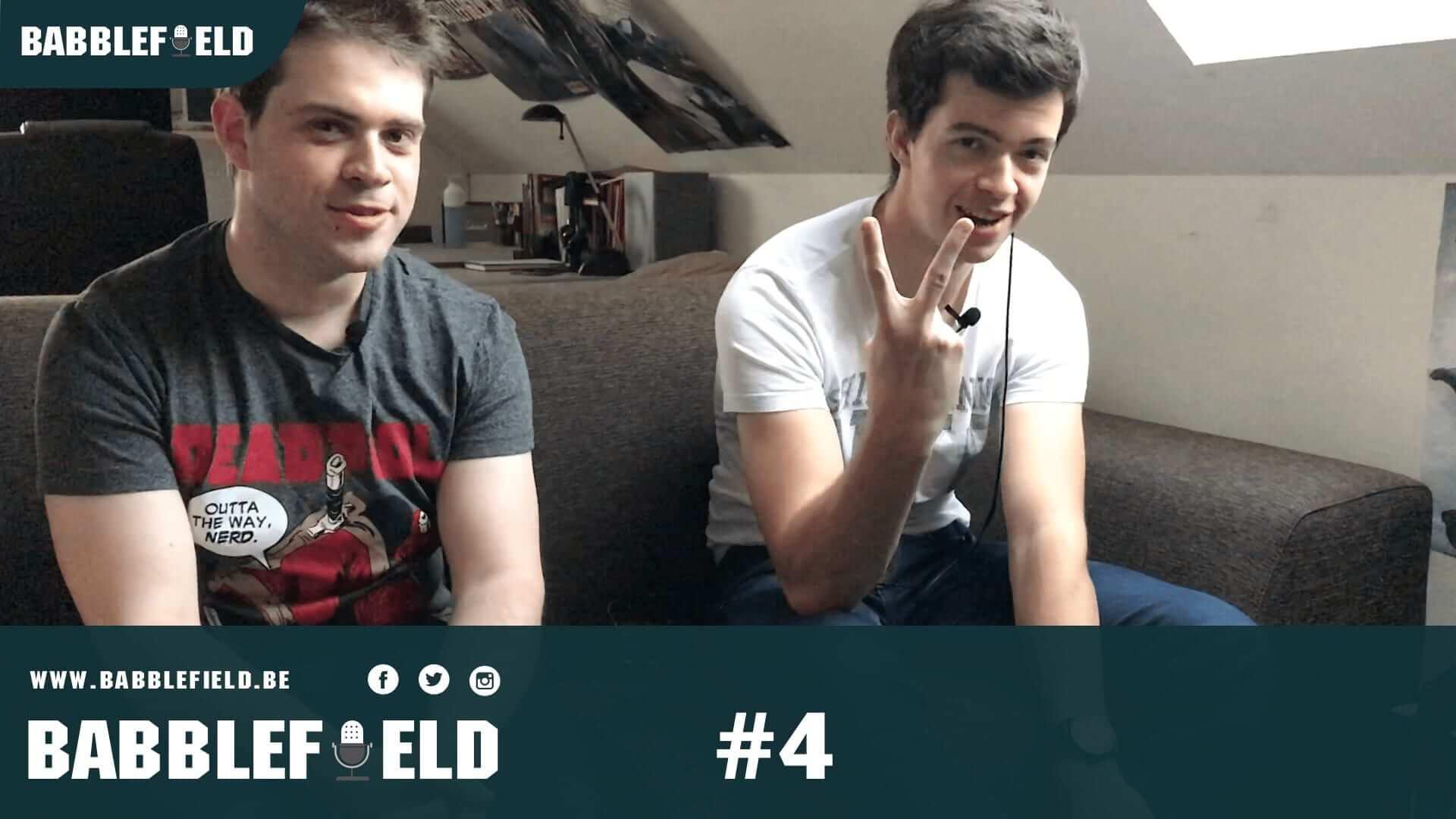 Babblefield episode 4 thumbnail