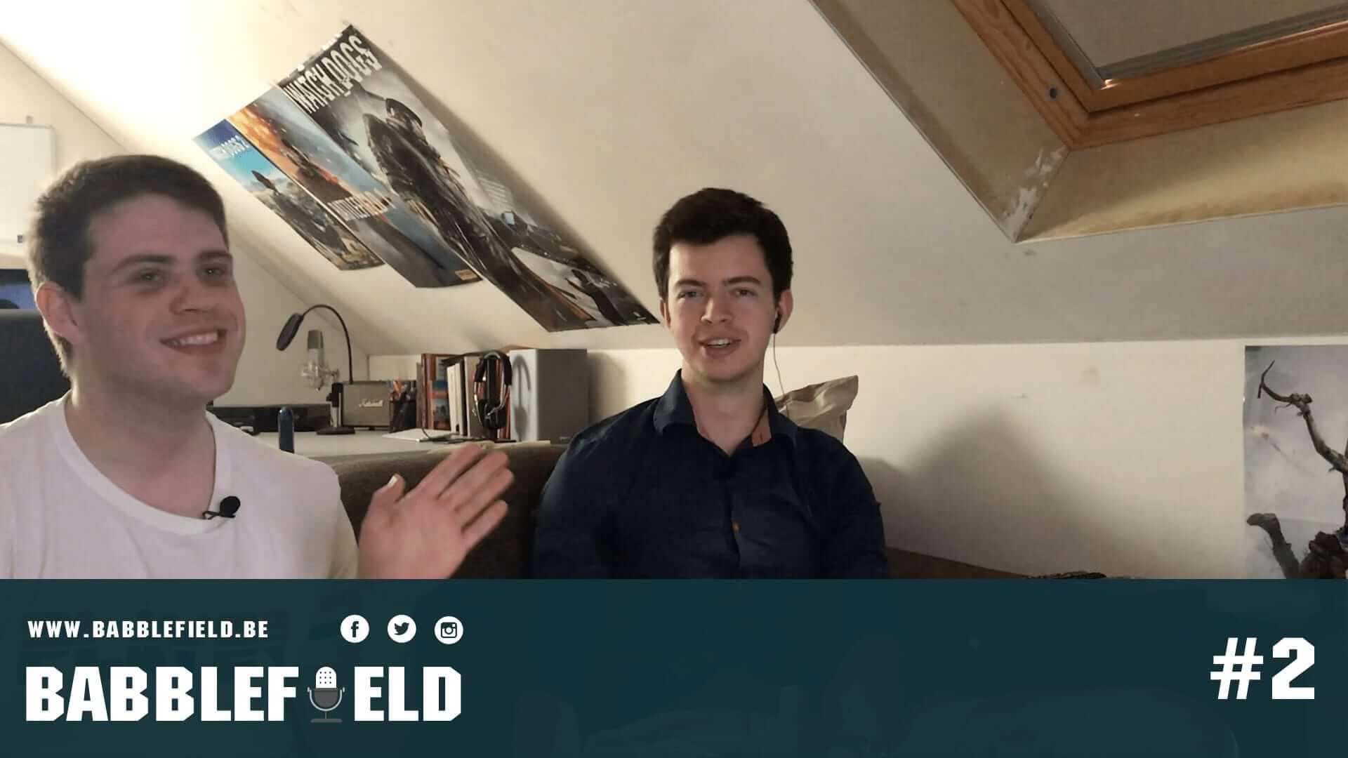 Babblefield Episode 2