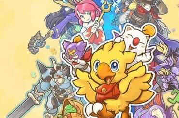 chocobos mystery dungeon