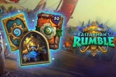 Rastakhans Rumble Hearthstone