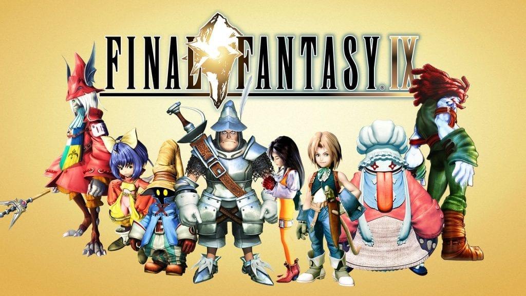 final fantasy ix art