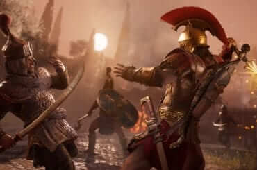 assassins creed odyssey legacy of the first blade bloodline2