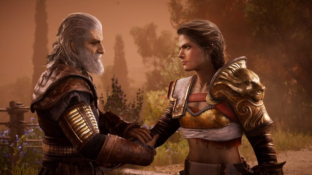 assassins creed odyssey legacy of the first blade bloodline5