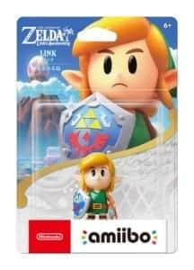 Link's Awakening Link Amiibo