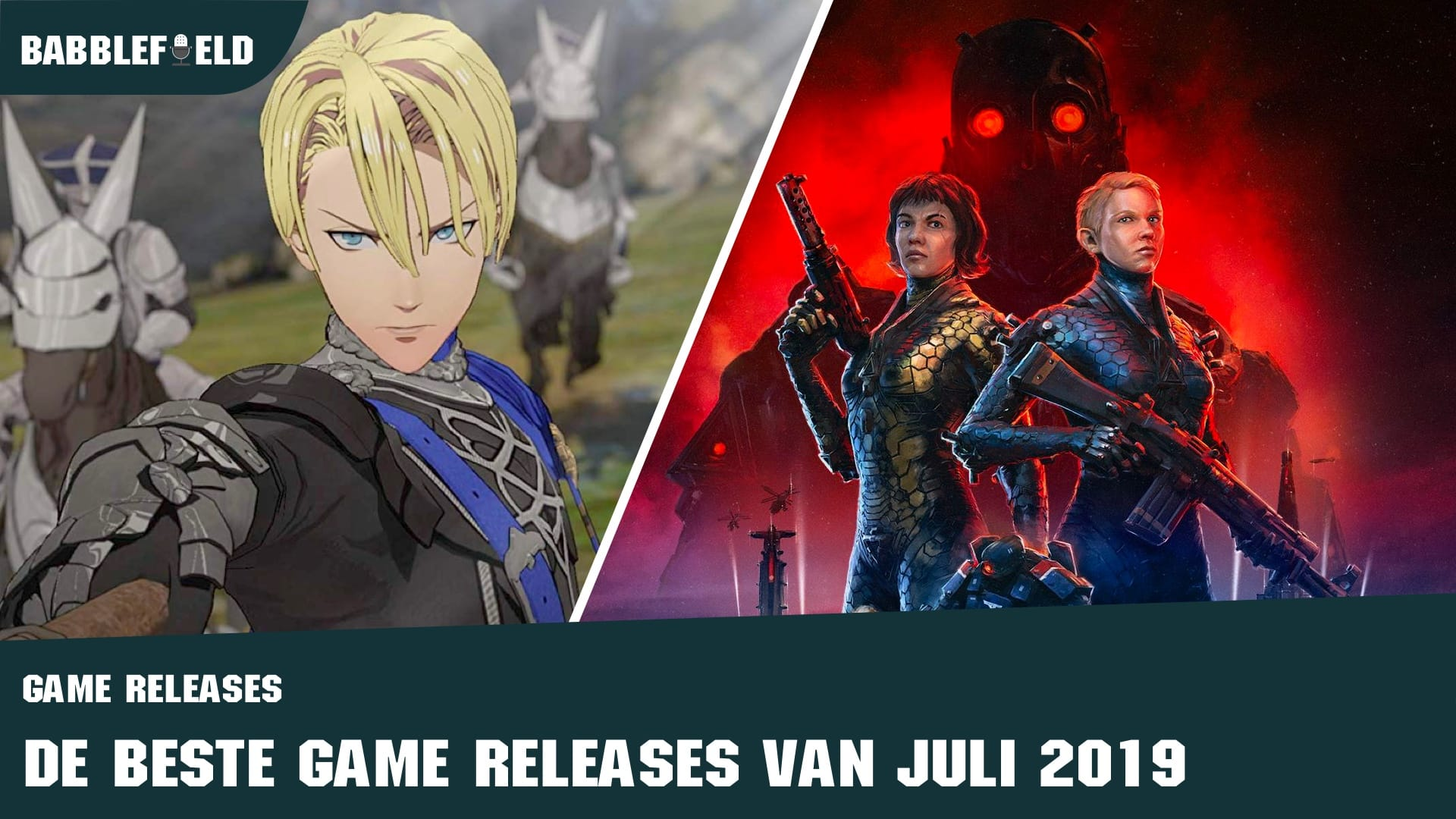 game releases juli 2019
