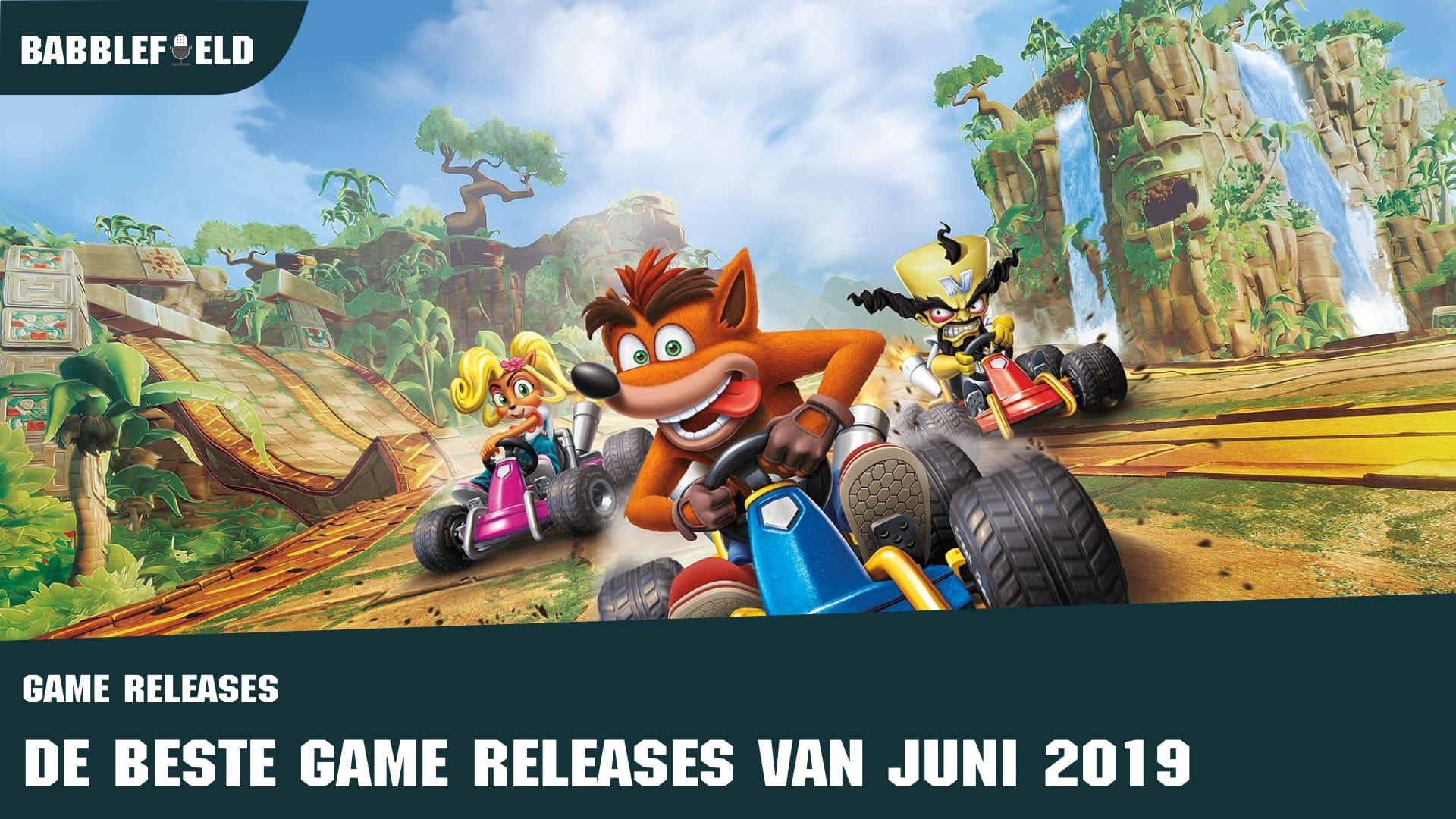 game releases juni 2019