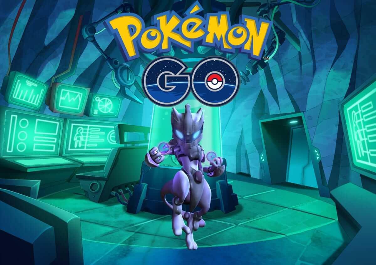 Pokémon Go Armored Mewtwo