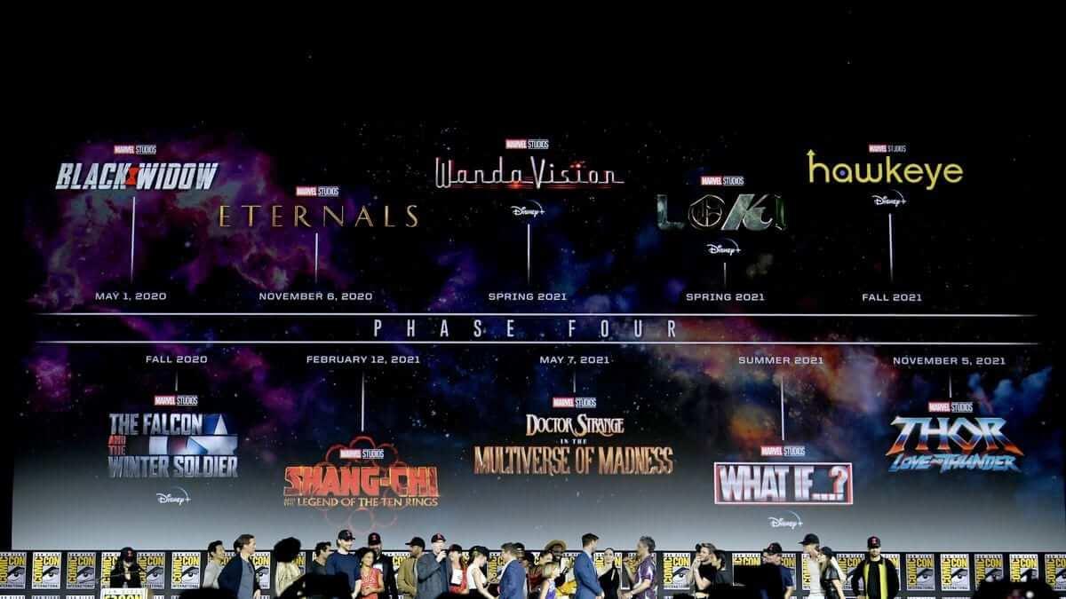 timeline phase 4