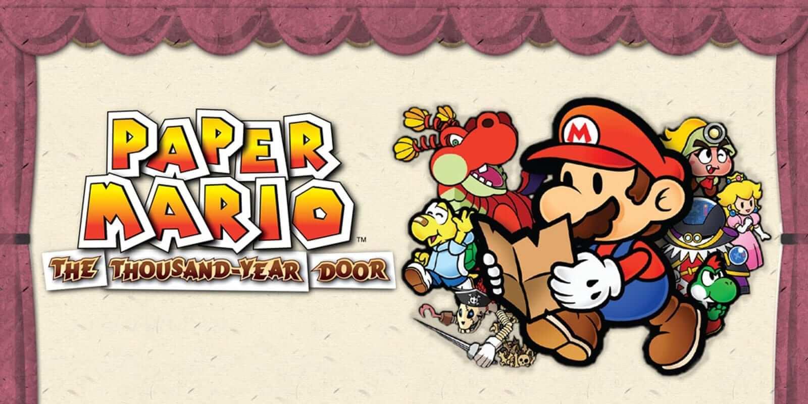 Paper Mario - The Thousand Year Door