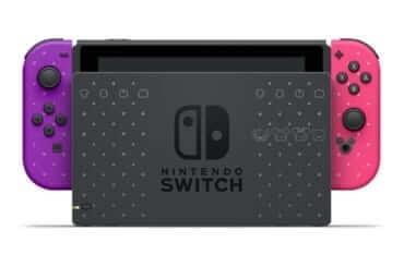 Nintendo Switch Disney