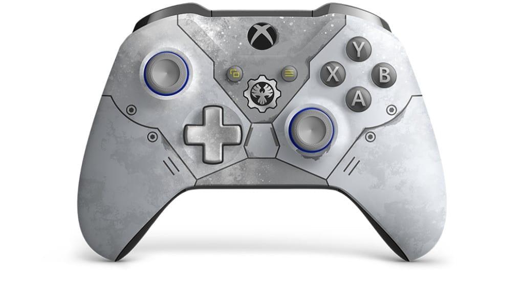 xbox one kait diaz controller
