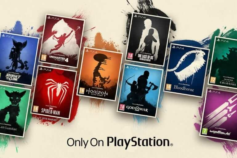 Only on PlayStation