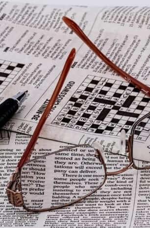 Gamen zoals je grootouders: de drie leukste kruiswoordspelletjes