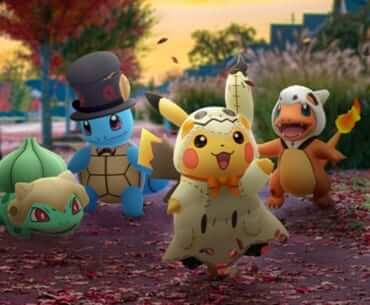 Pokémon Costumes Halloween 2019