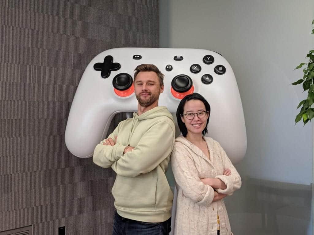 Google Stadia AMA team