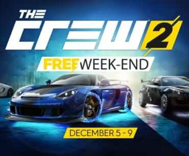 the crew 2 free weekend