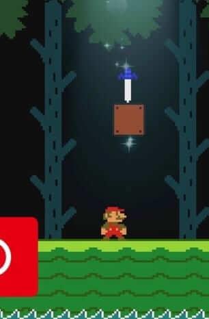 Link wordt speelbaar personage in gratis Super Mario Maker 2 update