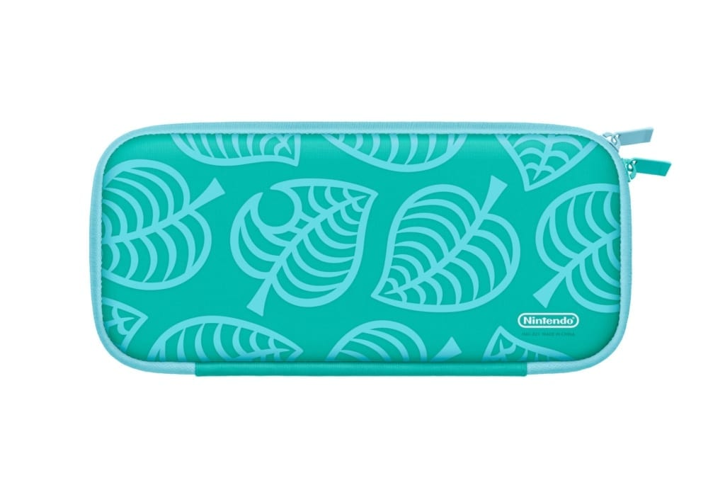 animal crossing new horizons edition carrying case