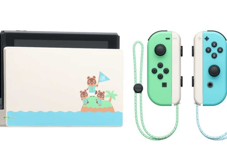 animal crossing new horizons edition hardware