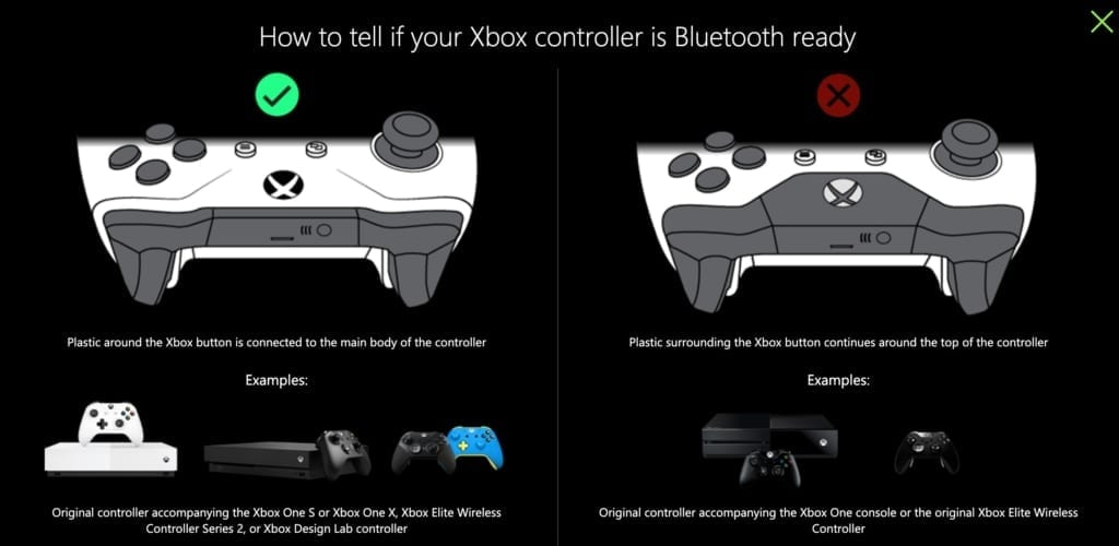xbox wireless controller bluetooth