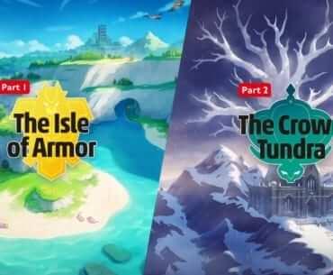 Pokémon DLC Expansion pass
