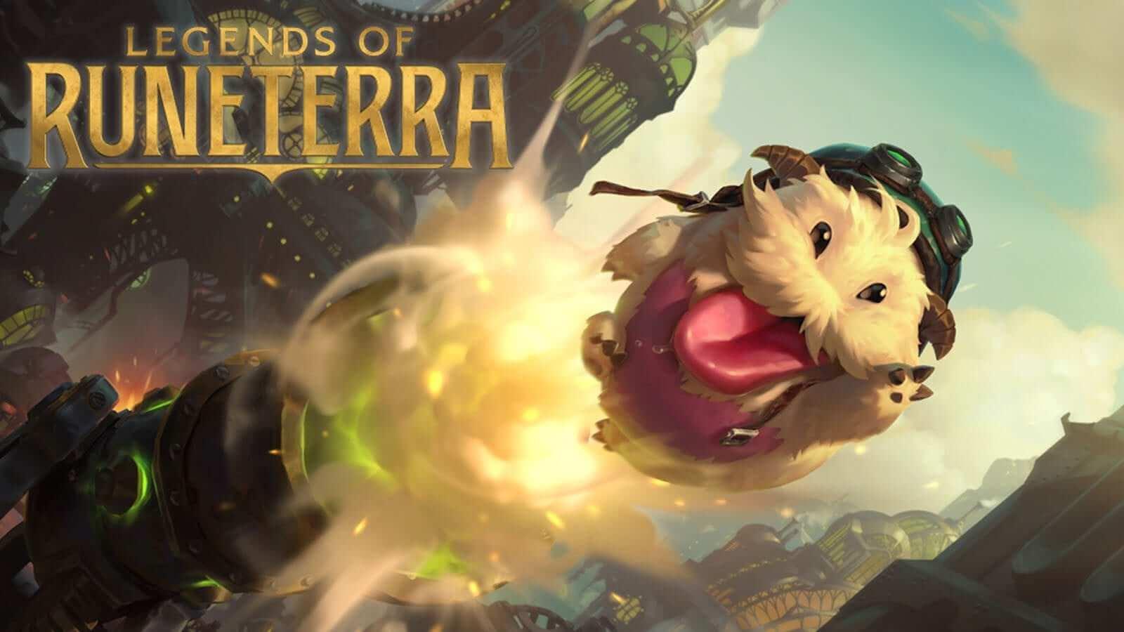 Legends of Runeterra Loadscreen