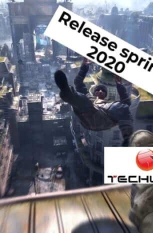 Dying Light 2 uitgesteld voor onbepaalde duur