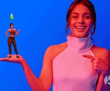 Vanessa Hudgens Sims 4