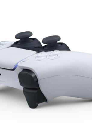 Hoofdtelefoonaansluiting bevestigd voor PS5 DualSense controller