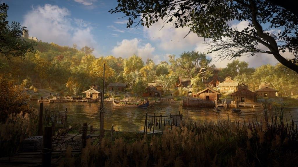 Assassin's Creed Valhalla Screenshot