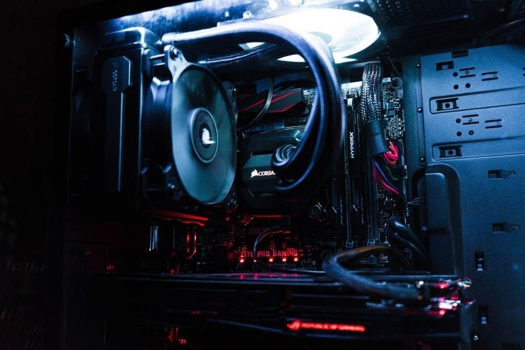 gaming pc hardware