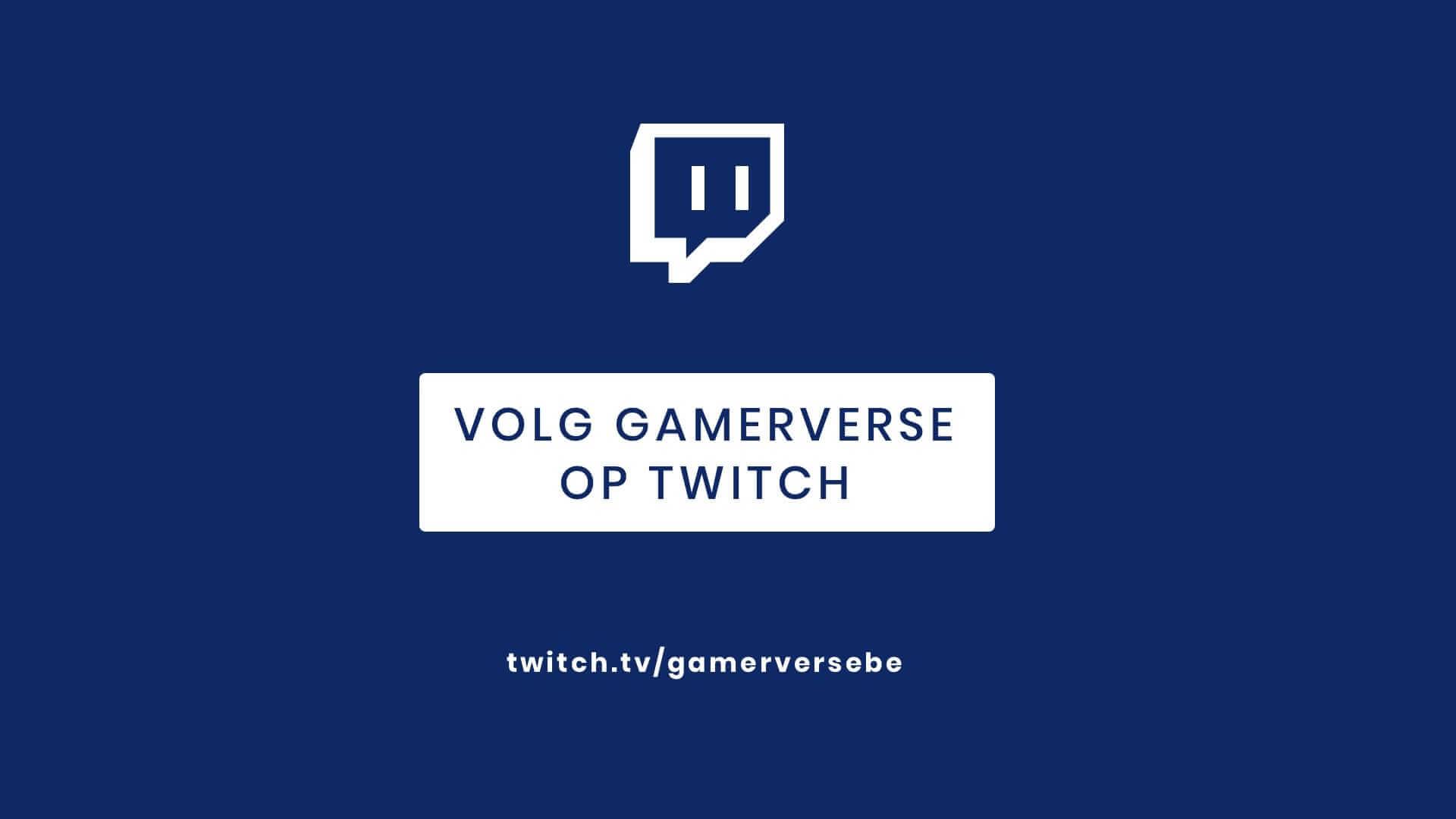 gamerverse twitch banner