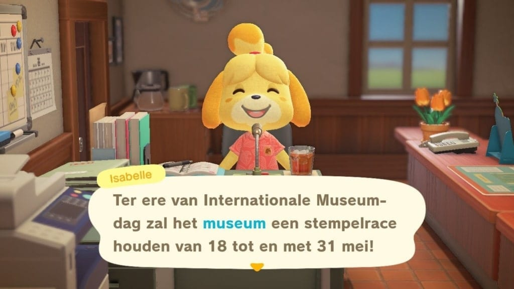 animal crossing new horizons internationale museumdag