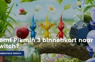 babblefield weekly pikmin 3 switch
