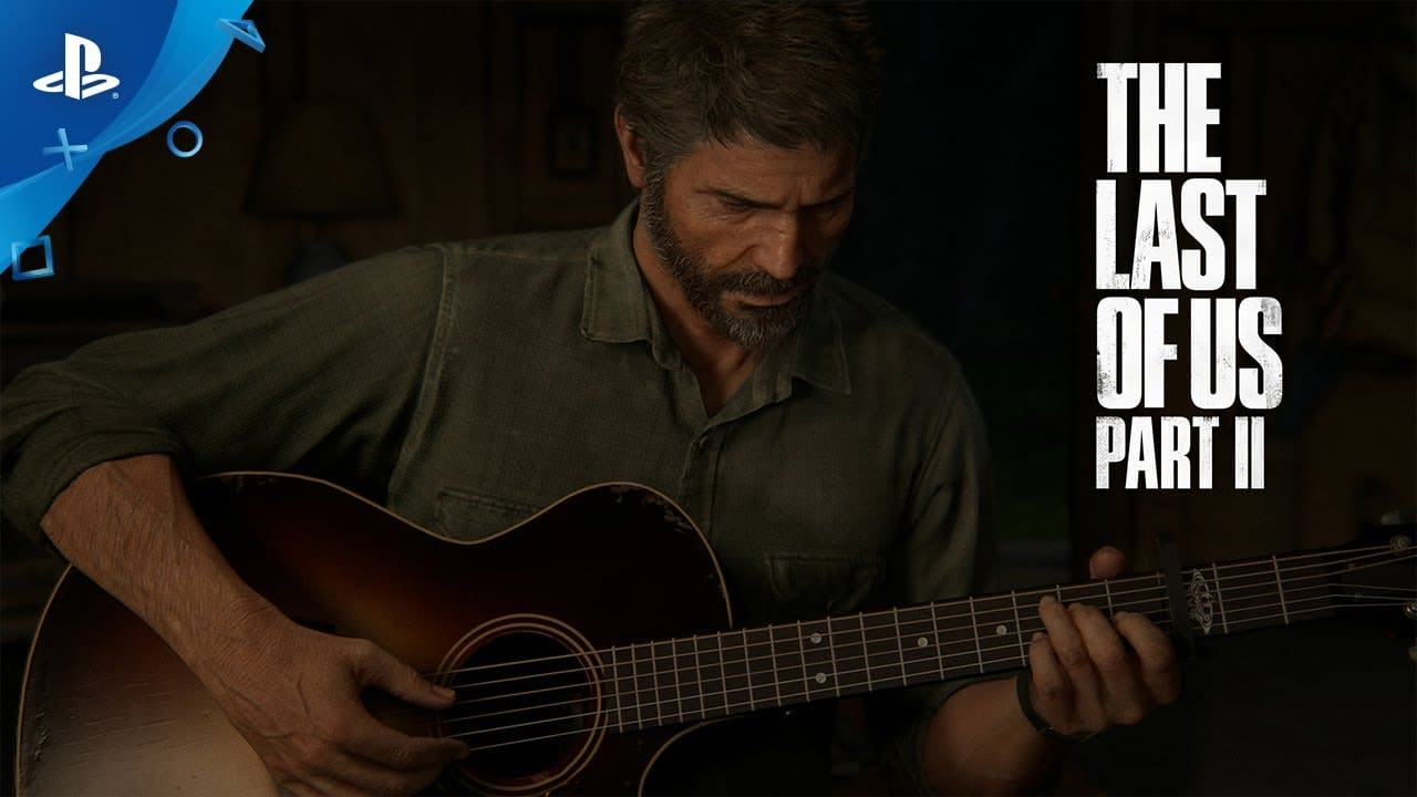 the last of us part 2 story trailer