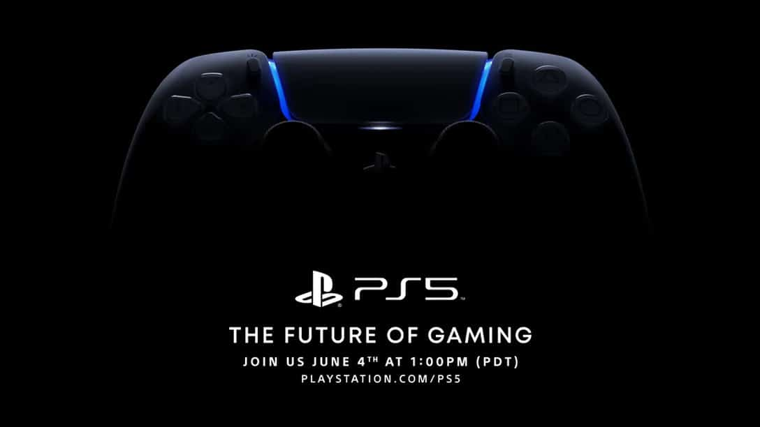 playstation 5 reveal event