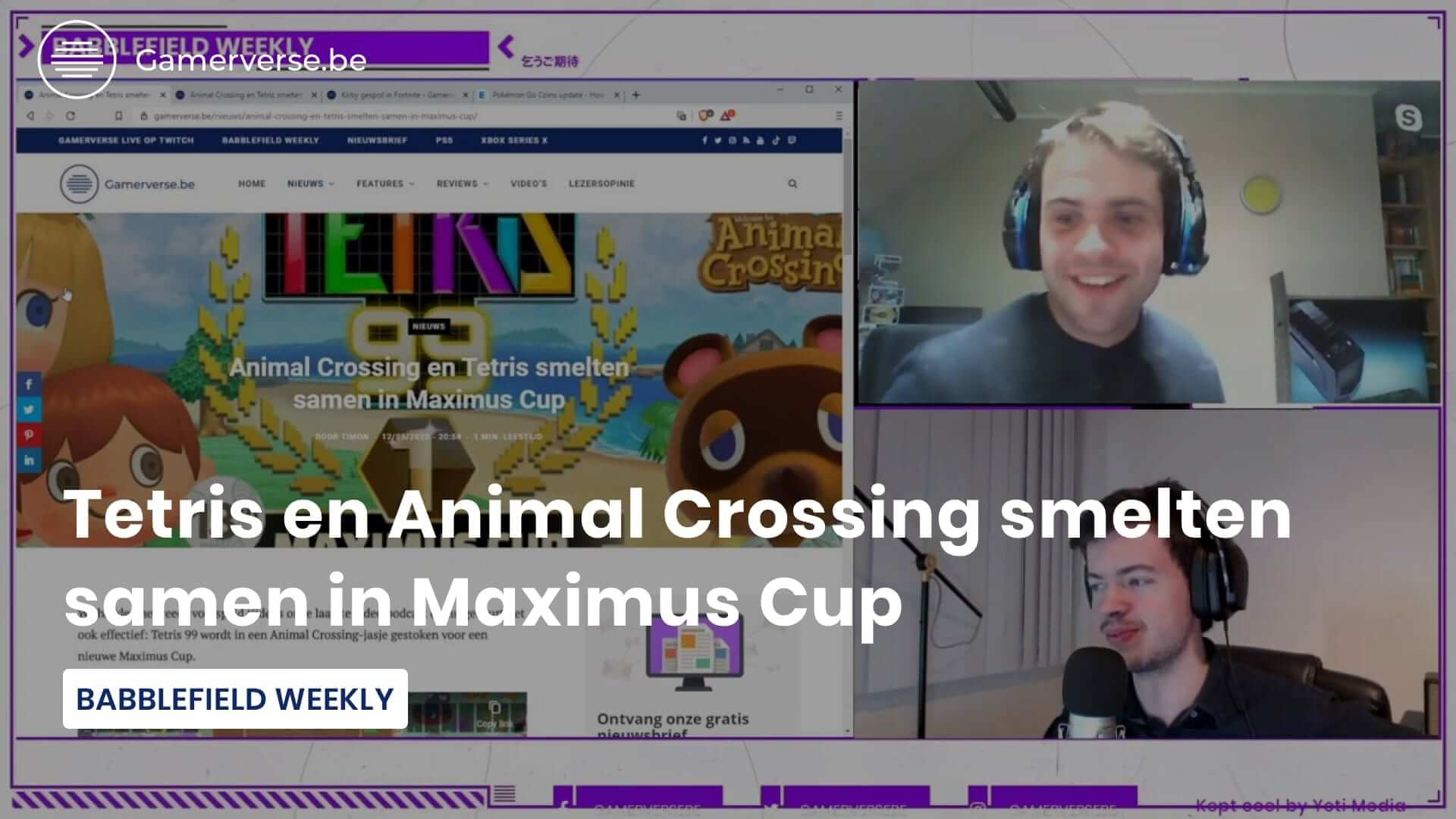 tetris animal crossing maximus cup