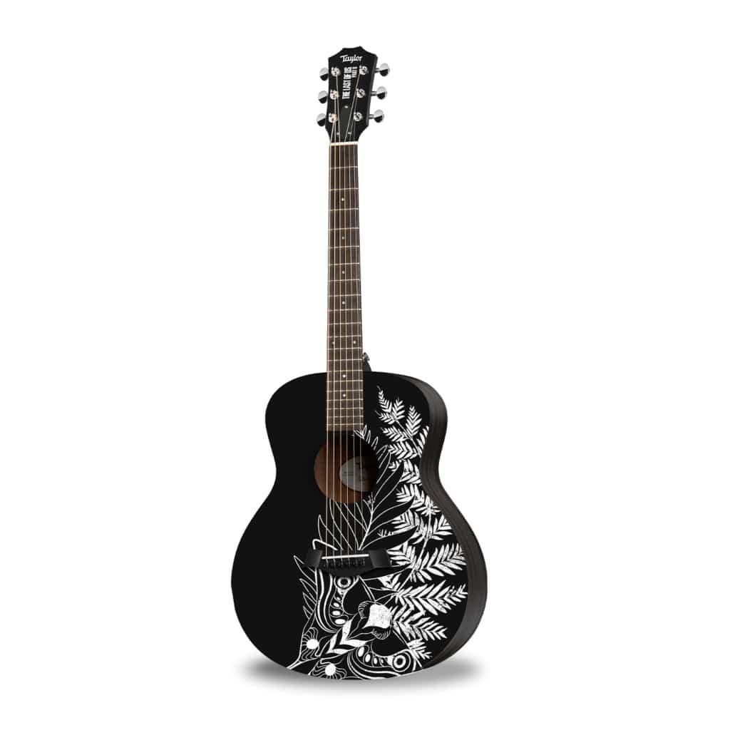 the last of us part 2 gitaar