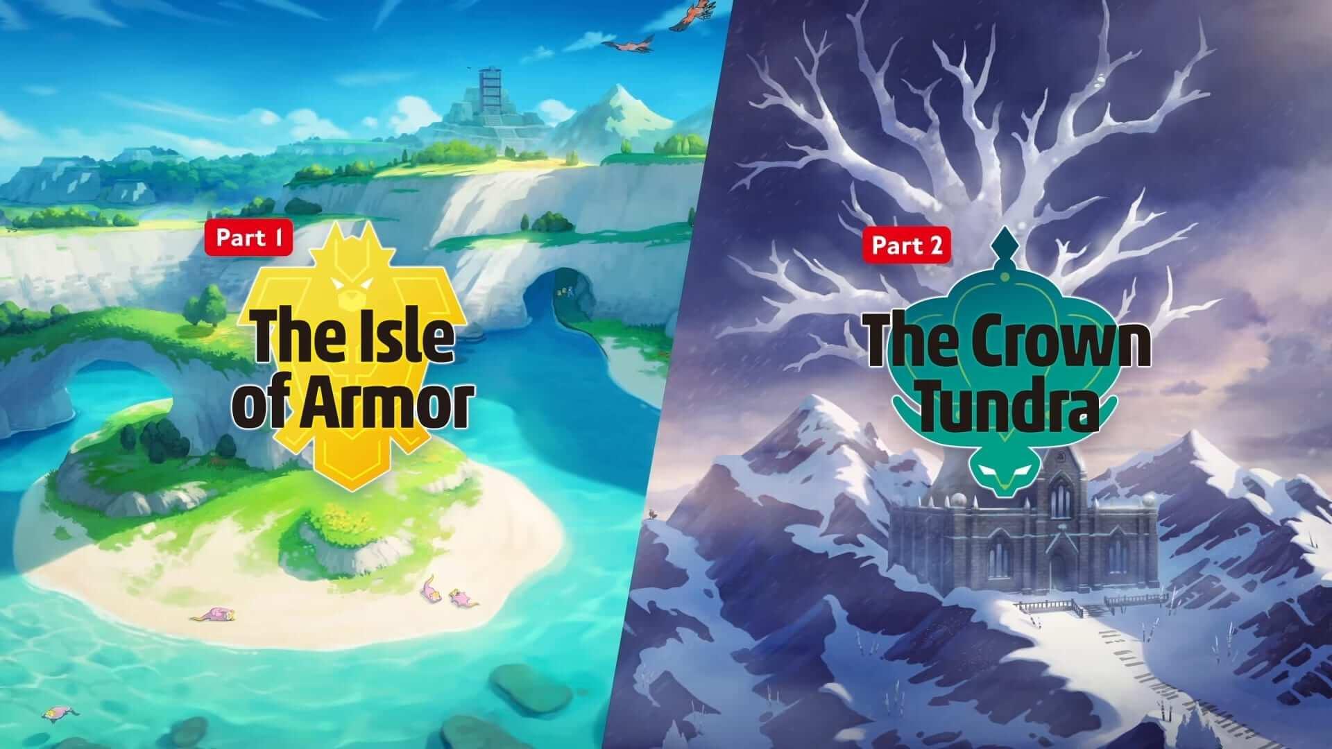 Pokémon Sword & Shield Expansion Pass