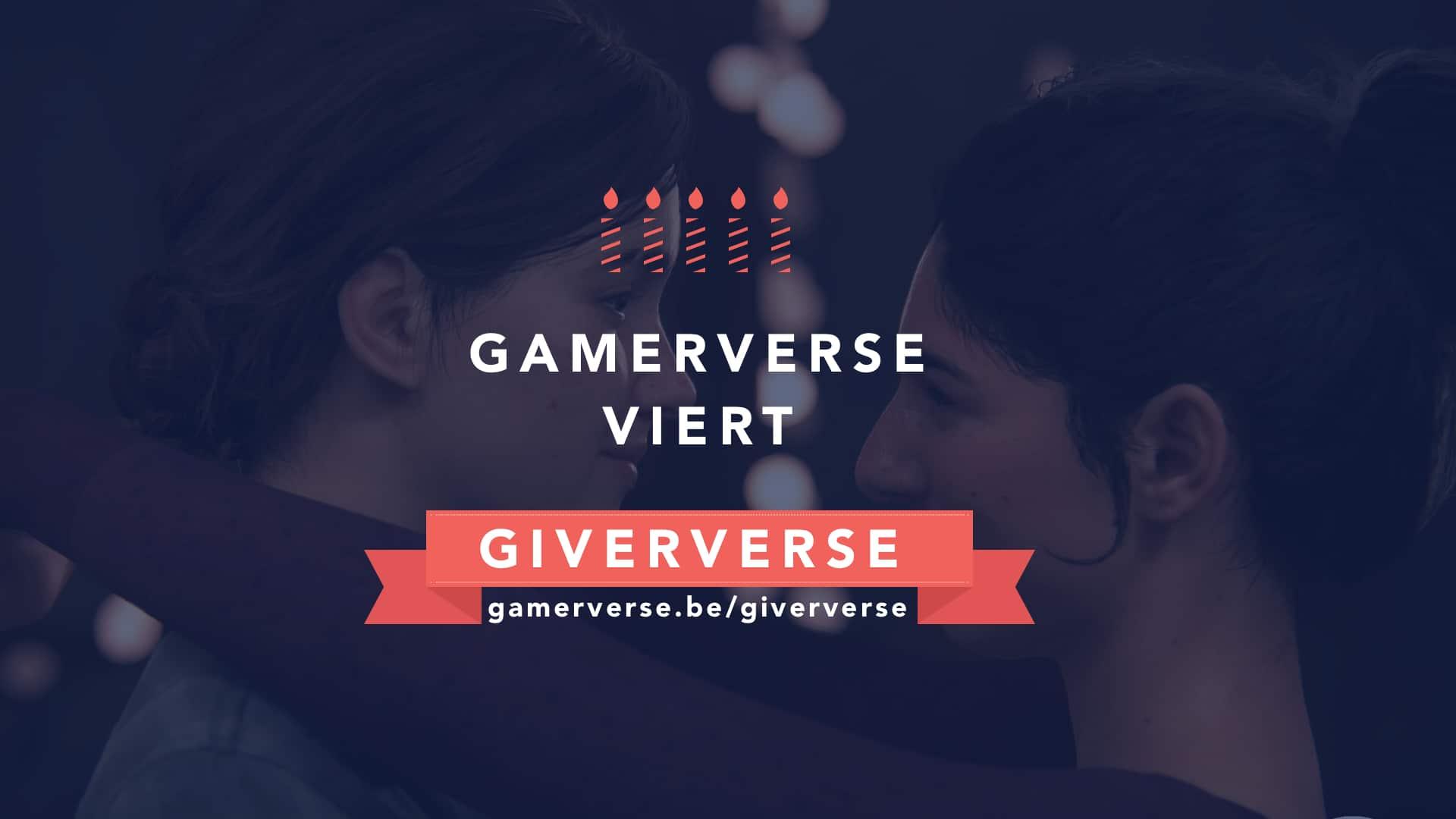 giververse banner