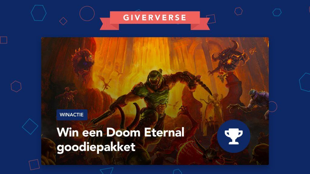 giververse doom eternal banner