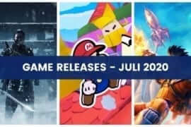 game releases juli 2020