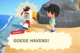 animal crossing new horizons gullivarrr