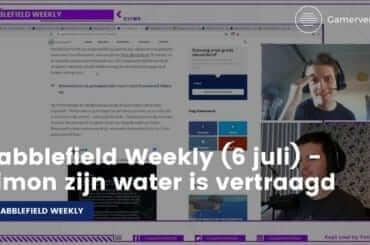 babblefield weekly 6 juli 2020
