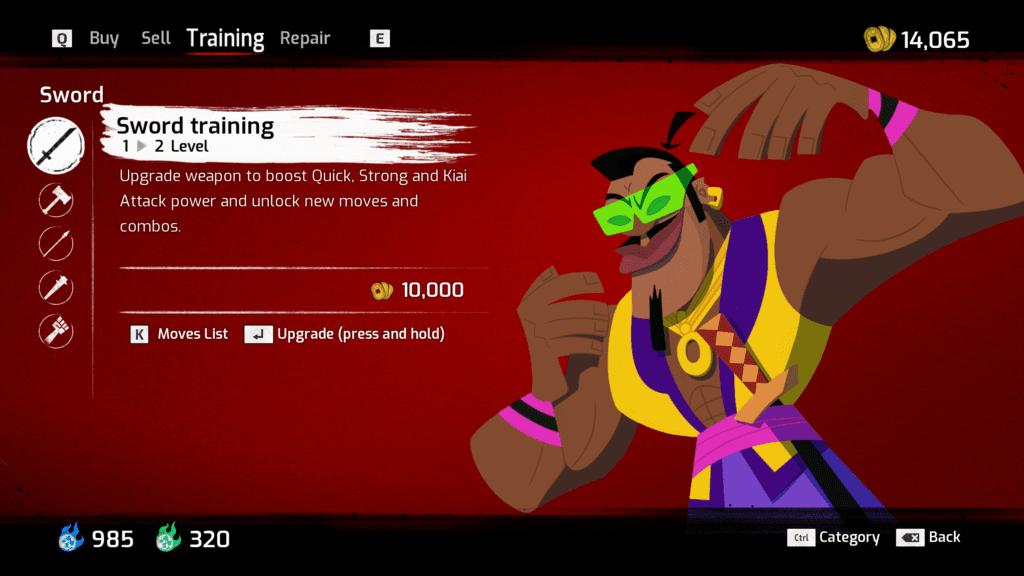 samurai jack battle through time da samurai upgrade