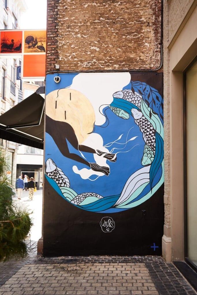 disney plus mural luik