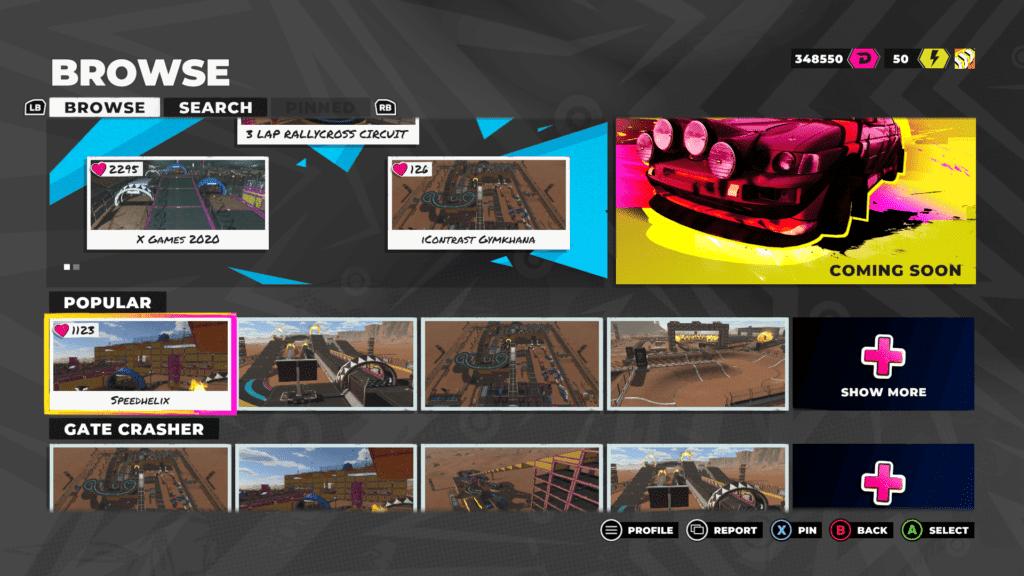 dirt 5 playgrounds