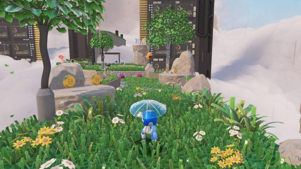 astro's playroom regen