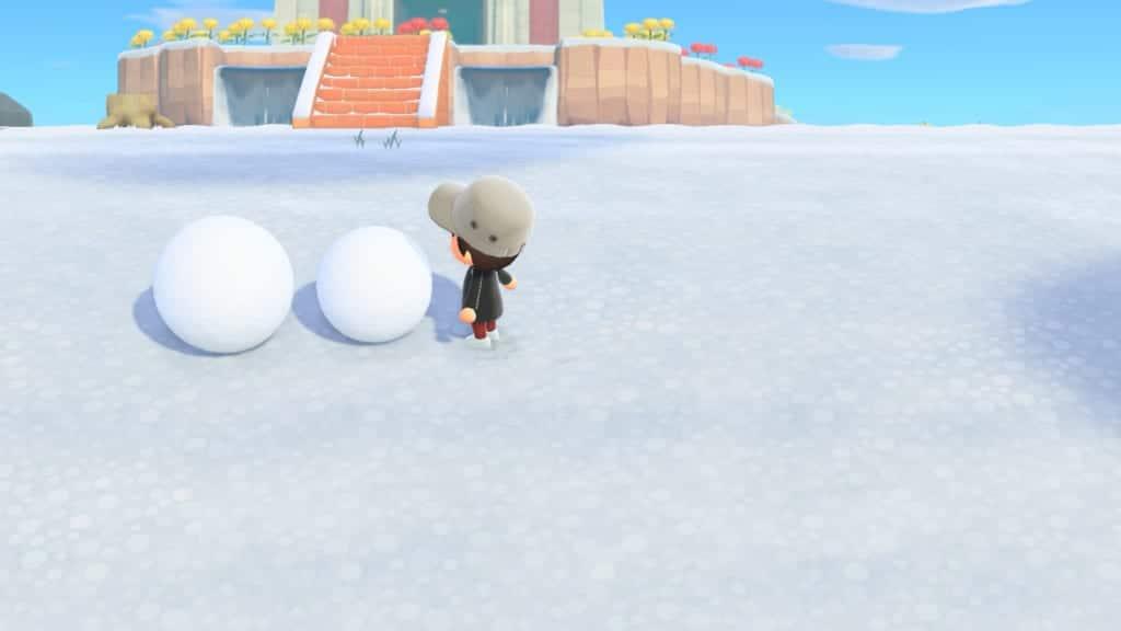 animal crossing new horizons sneeuwballen