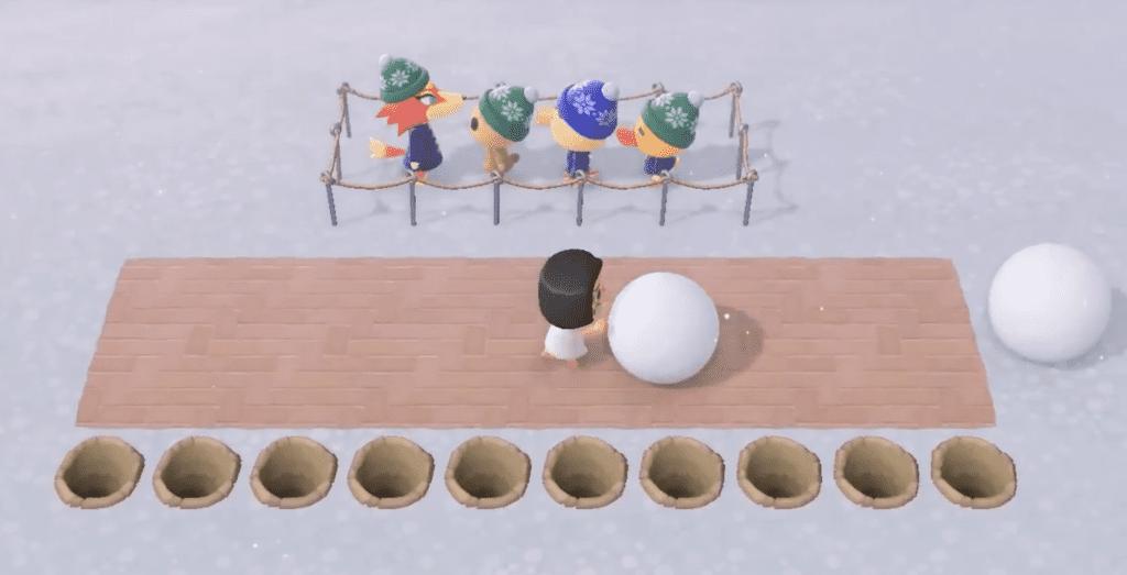 animal crossing perfecte sneeuwpop
